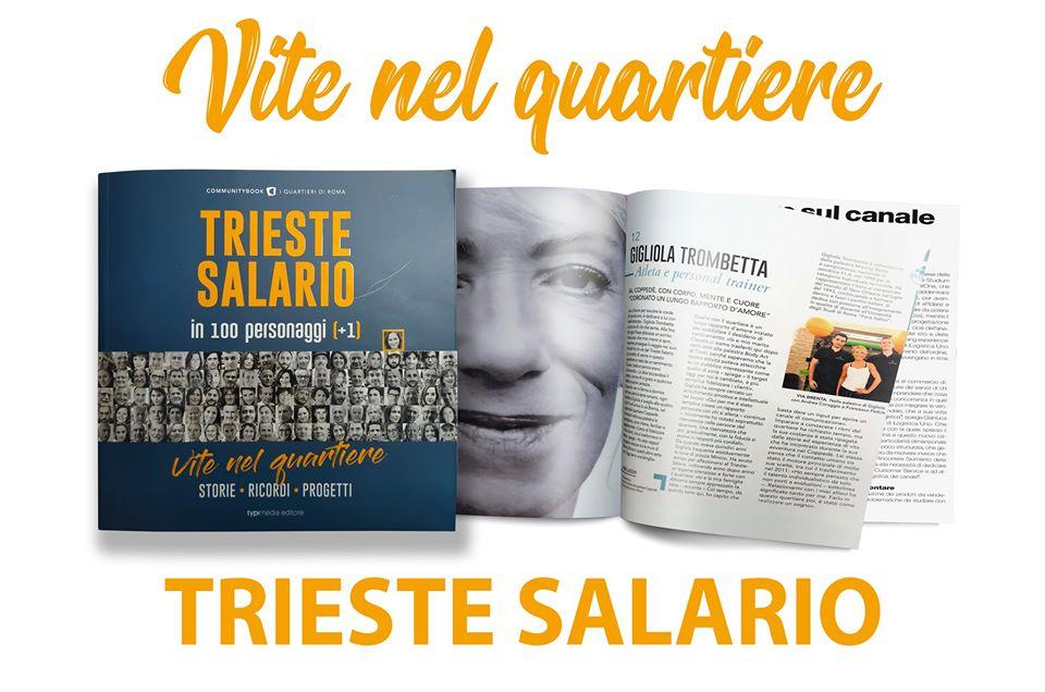 TRIESTE SALARIO VITE NEL QUARTIERE